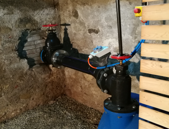 IoT Wasserkraftwerk