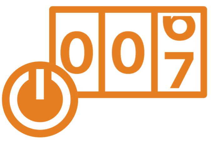 IoT Betriebstunden Zähler