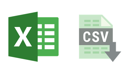 IoT Cloud datenexport csv excel